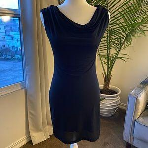 Black dress with Blazer
